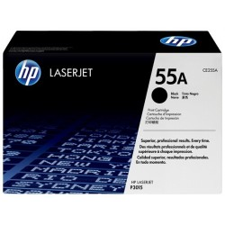 Original HP 55A Laser toner sort (CE255A)
