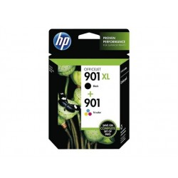Original HP 901/901XL combo pack