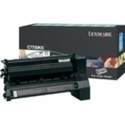 Original Lexmark (C7700KS) toner sort