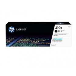 Original HP 410X toner Sort (CF410X)