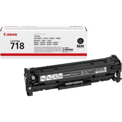 Original Canon 718 sort toner (2662B002)