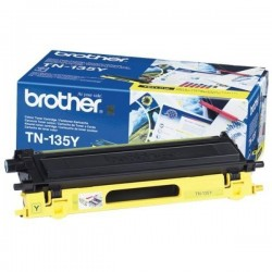 Oiginal Brother TN-135Y gul
