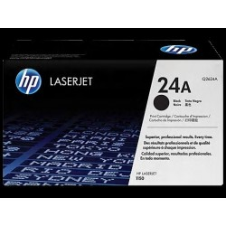 Original HP 24A toner sort Q2624A