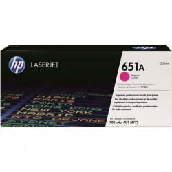 Original HP 651A toner...