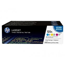 Original HP 125A toner 3 pak (CF373AM)