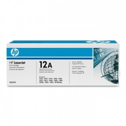 Original HP 12A sort Laser toner (Q2612A)