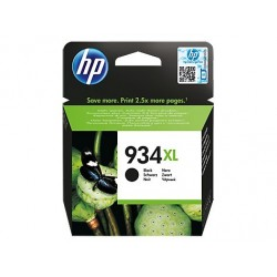 Original HP 934XL sort (C2P23AE)