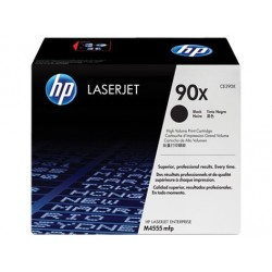 Original HP 90X toner, sort (CE390x)